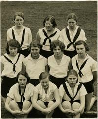 Fairhaven High School girls' volleyball team
