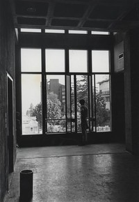 1971 Viking Union Interior: View of Mathes Hall