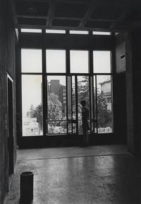 1971 Viking Union Interior: View of Mathes Hall