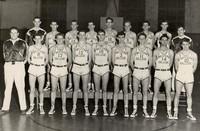 1949/50 Men's Varsity Basketball Team