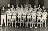 1949/50 Men's Varsity Basketball Team