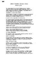 WWU Board minutes 1952 November