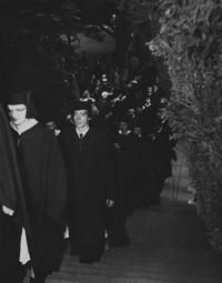 1949 Commencement