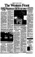 Western Front - 2001 November 16