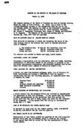 WWU Board minutes 1948 March