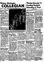 Western Washington Collegian - 1952 March 8