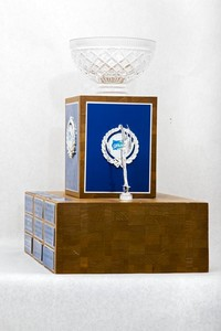 General Trophy: GNAC All sports champion (left side), 2001/2010