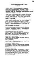 WWU Board minutes 1955 May