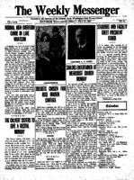 Weekly Messenger - 1923 July 27