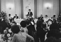1968 Charles J. Flora: Inauguration Banquet