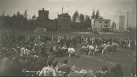 1927 Campus Day: Tug-of-War