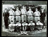 The Fairhaven High School baseball team