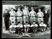 The Fairhaven High School baseball team