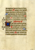 French Book of Hours circa 1450 [item 41734]