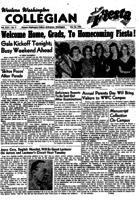 Western Washington Collegian - 1953 October 23