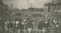 1927 Campus Day: Flying Model Airplanes