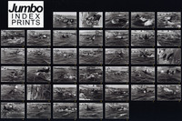 1970 Penn Cove Orca Whale Capture (Contact Sheet #2 of 5)