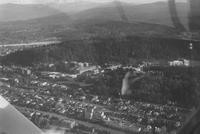 1975 Aerial View: From the West