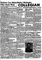 Western Washington Collegian - 1953 March 6