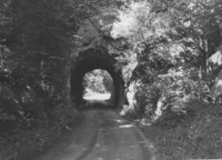 1982 Sehome Hill: Huntoon Drive Tunnel