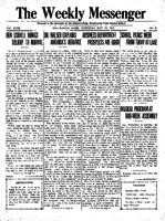 Weekly Messenger - 1919 May 10