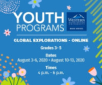 Youth Programs - Young Explorers - General Awareness - Digital ad - June 2021