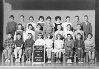 1964 Third Grade with Isabel LaBounty