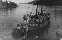 1944 Summer Session: Cruise and Picnic