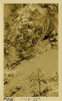 Lower Baker River dam construction 1925-01-19