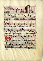 Antiphonal or Responsorial circa 1450 [item 54130]