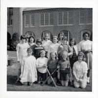 1965 Girls Softball Team