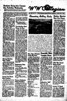 WWCollegian - 1943 May 7