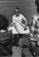 1981 Maurice Schwartz on a Geology Field Trip