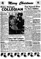 Westerm Washington Collegian - 1954 December 17
