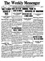 Weekly Messenger - 1921 February 25