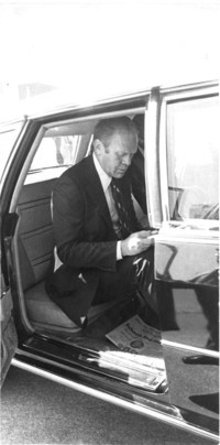 President Gerald Ford