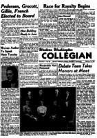 Western Washington Collegian - 1951 February 16