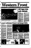Western Front - 1983 October 25