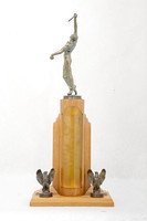 Tennis (Men's) Trophy: Conference Championship (front), 1948