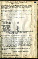 AS Board Minutes 1927-03