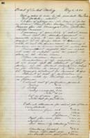AS Board Minutes - 1920 May
