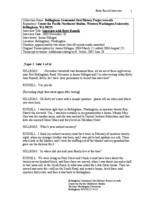 Betty Russell interview [transcript]