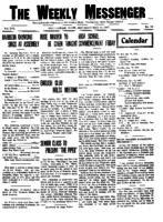 Weekly Messenger - 1917 May 19