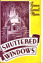 Means - Shuttered Windows