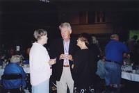 2007 Reunion--Andra Lee (Brand) Phibbs, Pete Gaasland Susan Gaasland at the Banquet