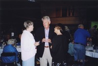 2007 Reunion--Andra Lee (Brand) Phibbs, Pete Gaasland Susan Gaasland at the Banquet
