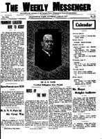 Weekly Messenger - 1917 June 23