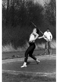 1987 WWU Track and Field Invitational