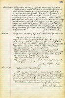 AS Board Minutes - 1923 December
