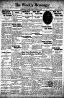 Weekly Messenger - 1925 January 9
